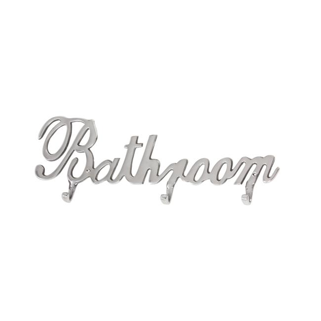 Light & Living Kleider-Haken BATHROOM aus Metall