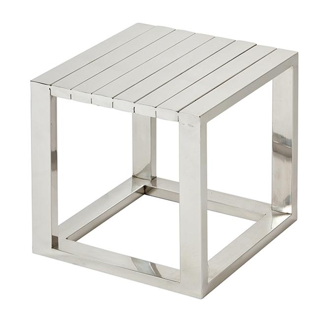 Light & Living Beistell-Tisch aus Metall