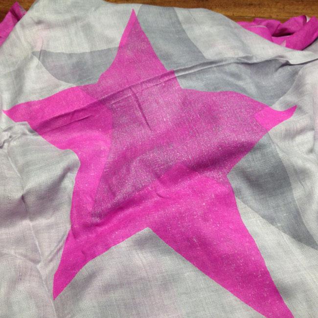 Halstuch mit Stern